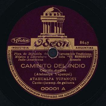 Atahualpa Yupanqui synger