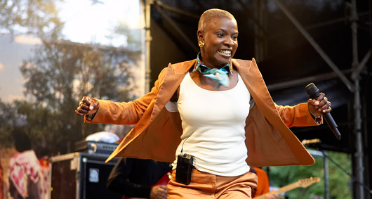 Angelique Kidjo – Oyo – En plateanmeldelse