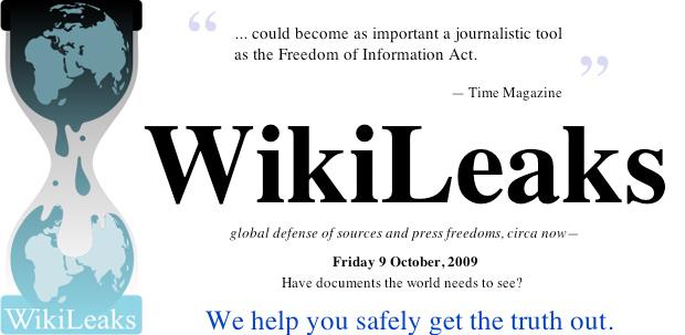 På jakt etter Wikileaks?